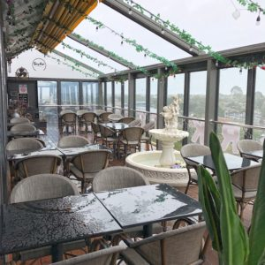 Skybar and Kitchen: Rooftop