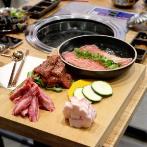 Mansae Korean BBQ (Melbourne)