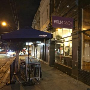 Bruno and Co: Exterior