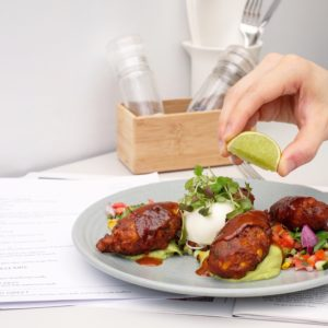 Stocksville: Mexican fritters