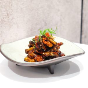 Sun Kitchen: Vegetarian eel