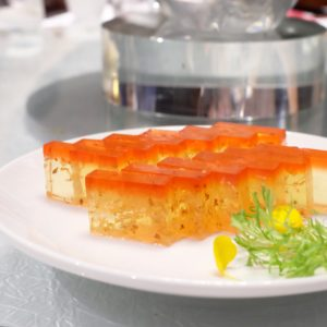 Sun Kitchen: Osmanthus jelly